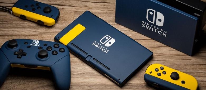 Это подарок фанатам Nintendo Switch на следующий год. Новая консоль засветилась в Сети