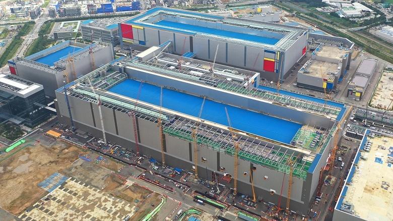 Samsung расширяет производственные мощности в комплексе Пхёнтхэк