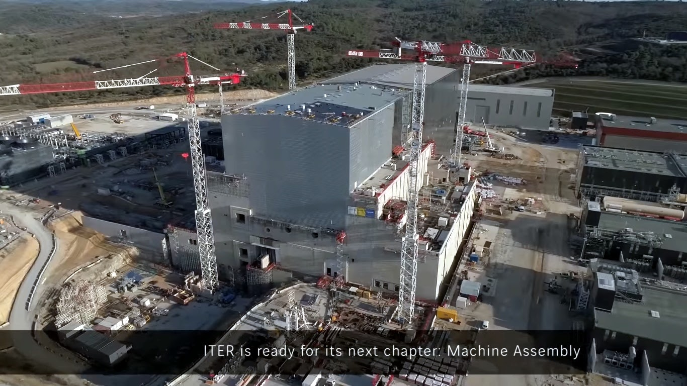 Когда будет термояд: 500-мегаваттный проект ITER глазами участника - 27