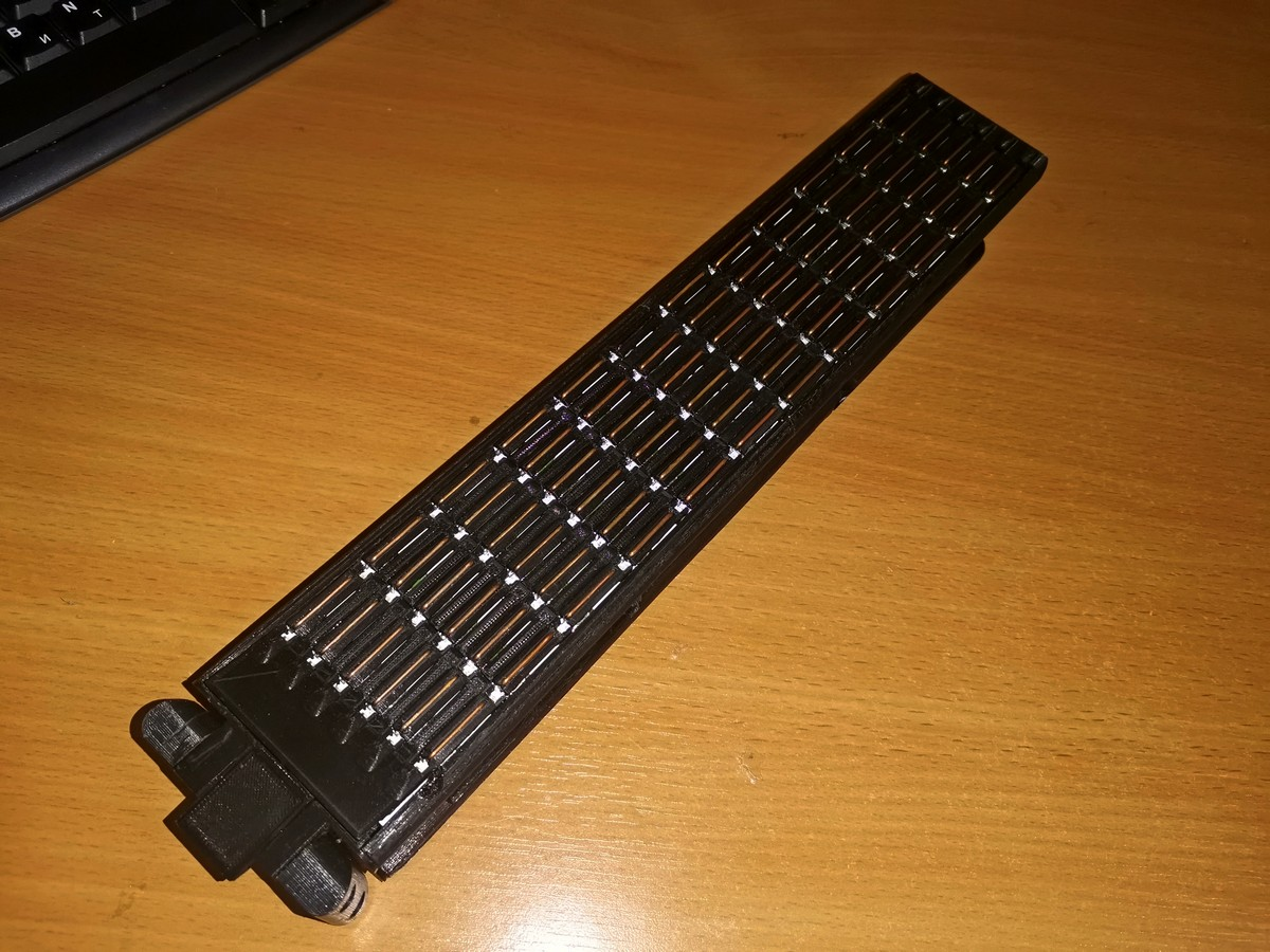 Как я делаю цифровую минигитару - 26