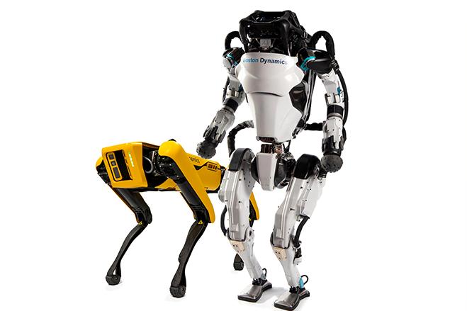 Hyundai Motor покупает известного разработчика робособак и человекоподобных роботов Boston Dynamics за 921 миллион долларов