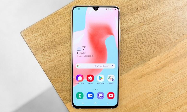 Samsung не забывает «старичков». Бестселлер 2019 года — Galaxy A50 — получил оболочку One UI 2.5