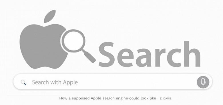 Apple выдали патент, подтверждающий, что компания разрабатывает собственную поисковую систему