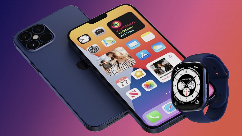 iPhone 14 будет первым смартфоном на базе 3-нм платформы