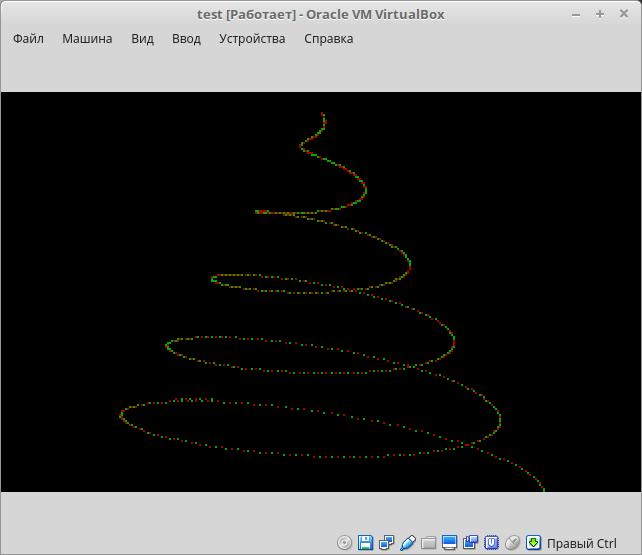 TreeOS. 16-битная рождественская демка в загрузочном секторе - 6