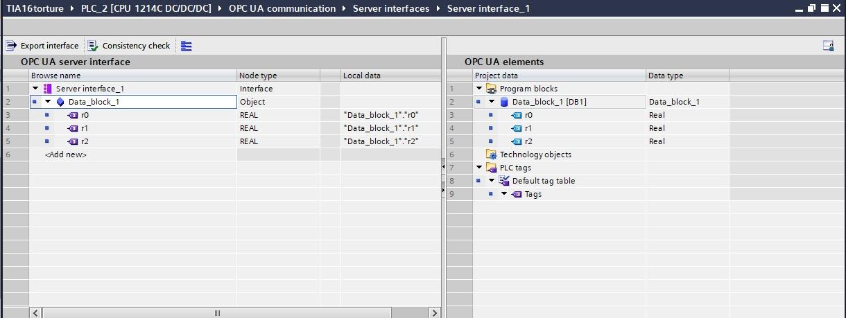 OPC UA для CPU S7-1200 (FW4.4). Настройка сервера - 9