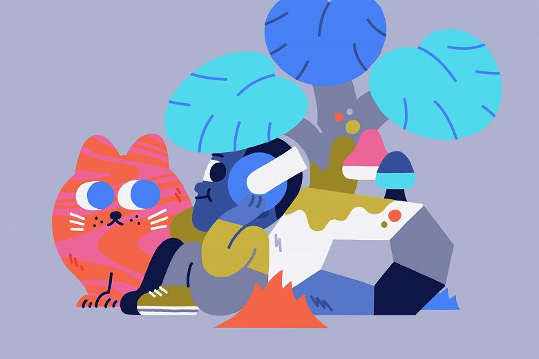 Забавные и абстрактные. Новые обои для Chrome OS стали доступны всем желающим