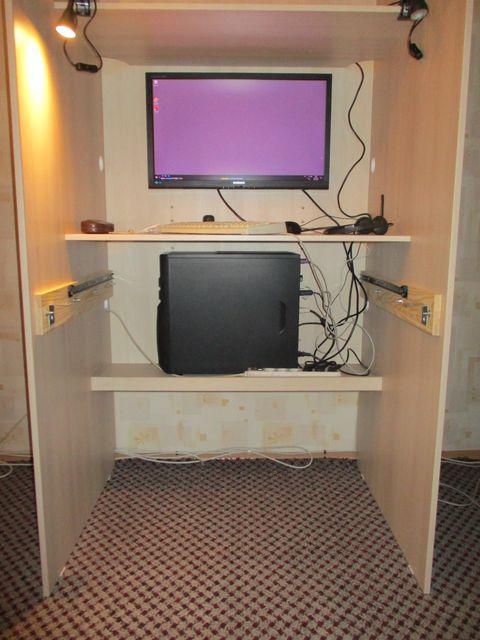 Кабинет на квадратном метре - 2