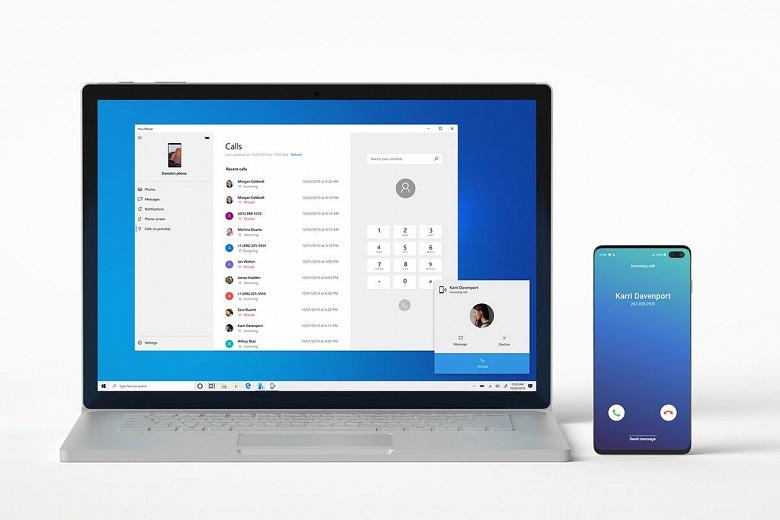 ПК с установленной Windows 10 научили менять настройки смартфонов