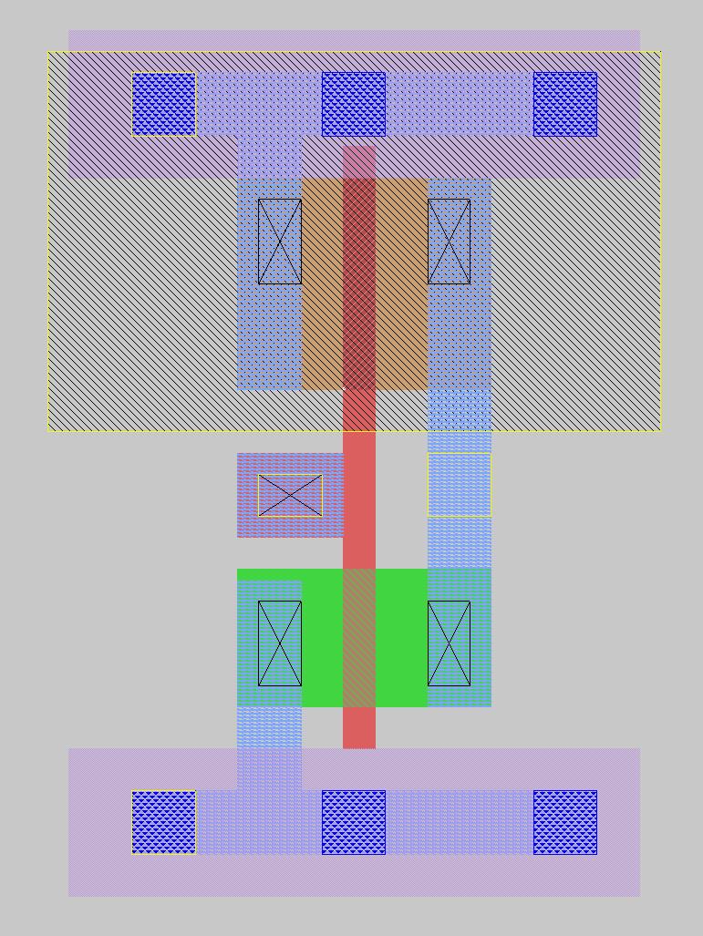 Схема инвертера в Magic от спидраннера инвертеров на Ютубе