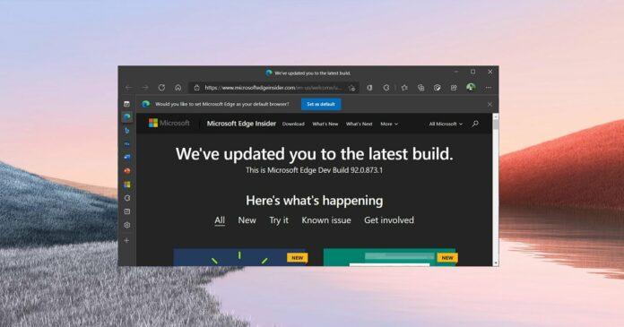 В браузере Microsoft наконец стало можно просматривать файлы Microsoft Office
