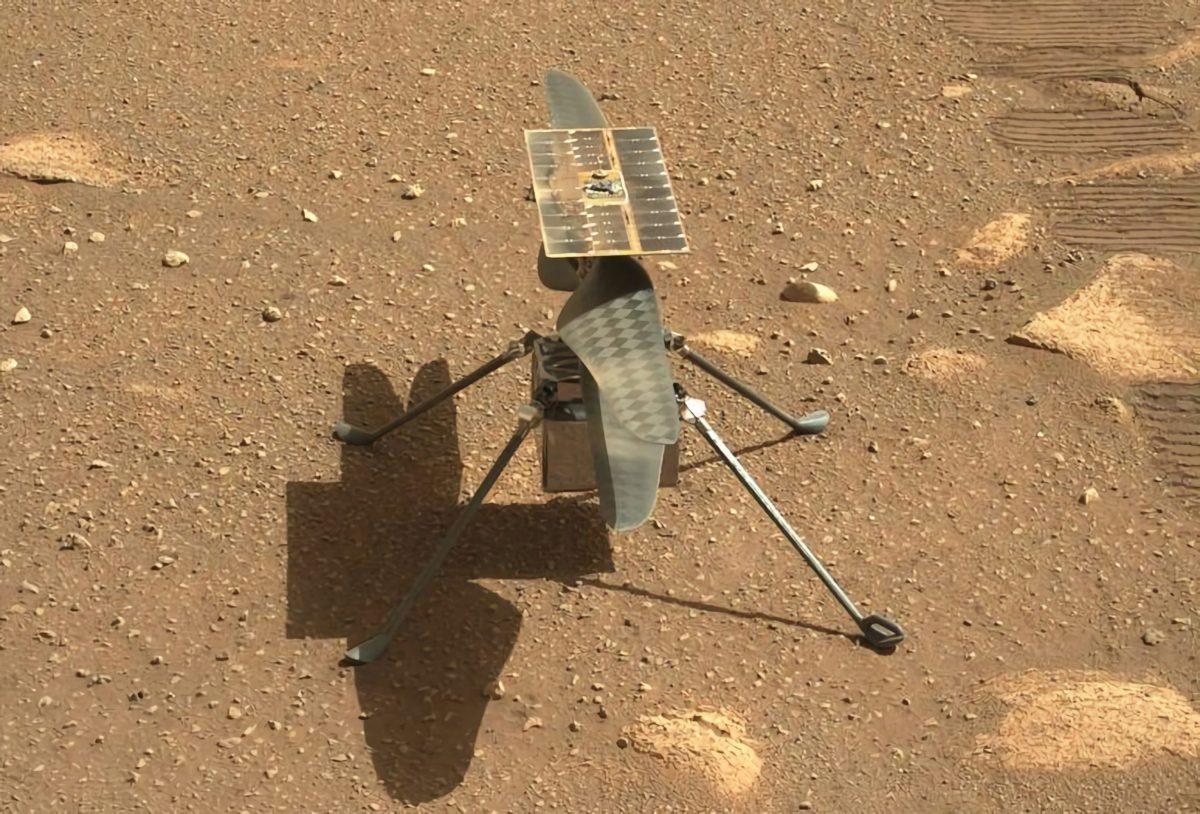 Марсолету Ingenuity продлили миссию — теперь он может летать до осени 2021 года - 2