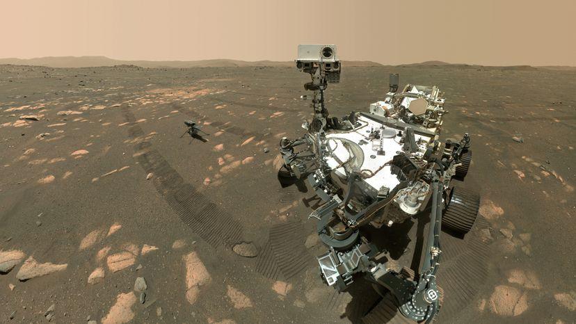 Марсолету Ingenuity продлили миссию — теперь он может летать до осени 2021 года - 3