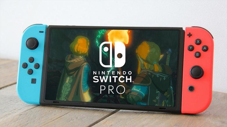 Nintendo Switch Pro засветилась на Amazon задолго до анонса