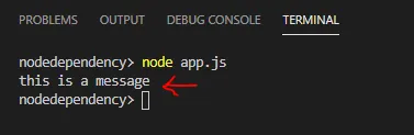 Управление зависимостями в Node.js - 8