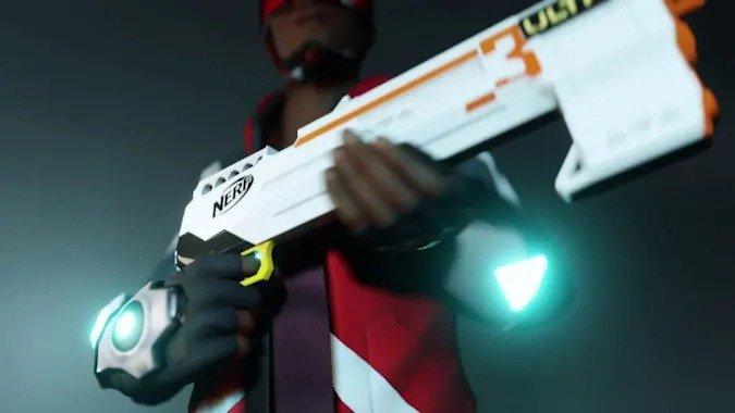 Виртуальная стрелялка Nerf для Oculus Quest выйдет в будущем году