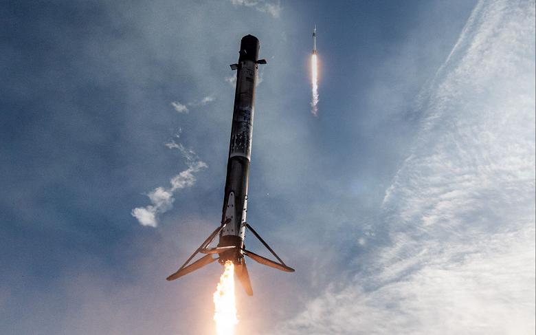 Послезавтра SpaceX впервые запустит повторно используемую ракету для военной миссии Пентагона