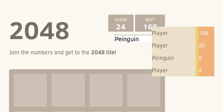 2048 на Erlang