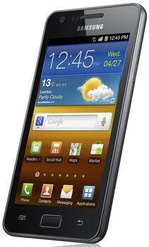 Samsung Galaxy R: начало продаж в России