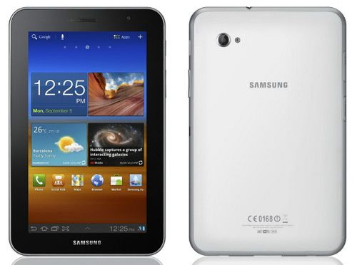 Galaxy Tab 2 задерживается из-за Android 4.0