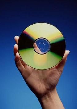 30 лет CD диску