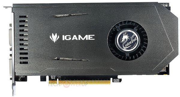О цене и сроке начала продаж iGame GTX650Ti 1G Buri-Slim данных нет