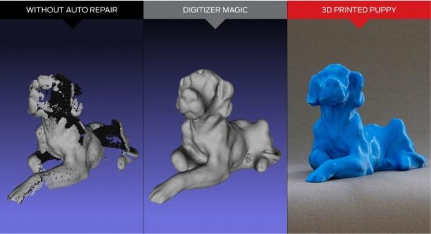 3D сканер от MakerBot поступит в продажу уже на следующей неделе