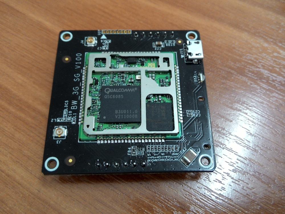 3G видеорегистратор SG 1CR