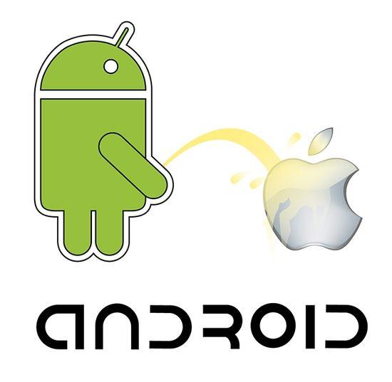 Google обвиняет Oracle, Microsoft и Apple в заговоре против неё и платформы Android