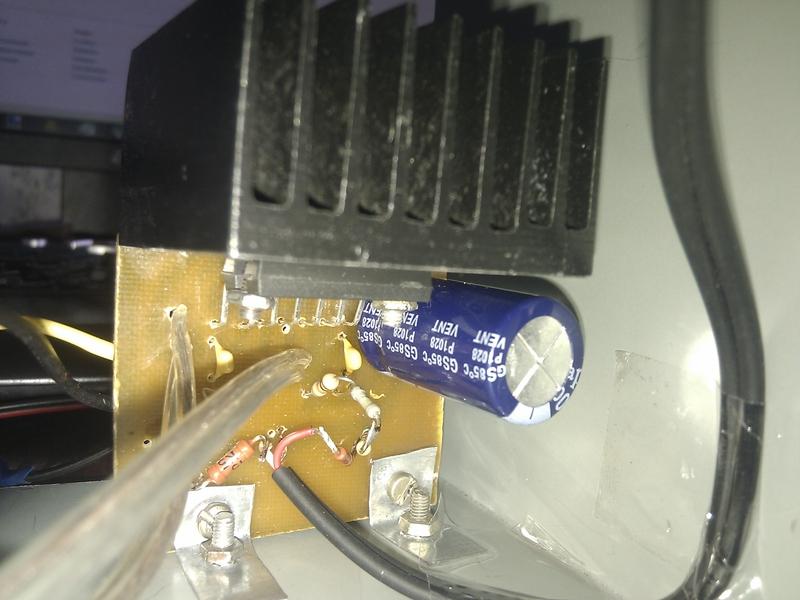 Усилитель звука для магнитолы