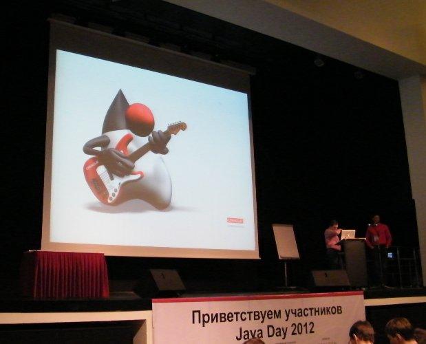 JAVA / Java Day 2012. Впечатления