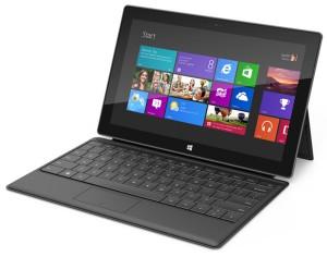 Первая партия Microsoft Surface RT распродана
