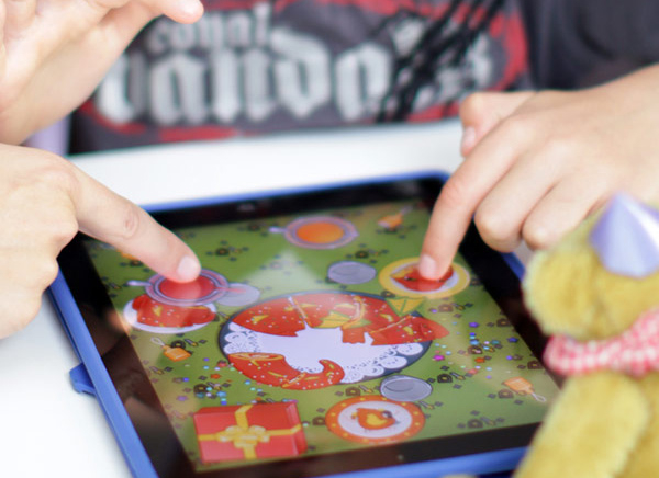 Интерфейсы / [Перевод] Проектирование интерфейсов ориентированных на маленьких детей