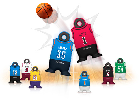 ADATA NBA Flash Drive