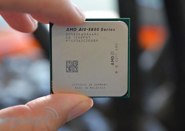 APU A10-5800K удалось разогнать до 7,3 ГГц