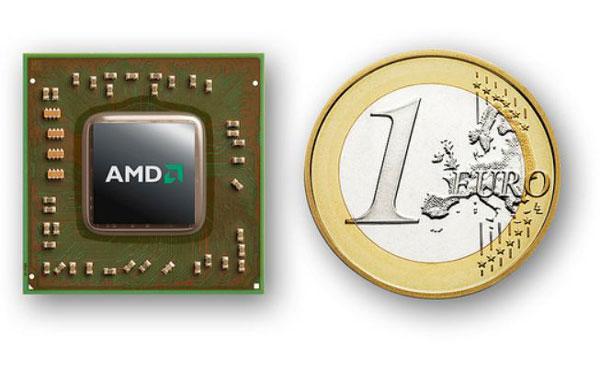 AMD представила APU Temash, Kabini и Richland