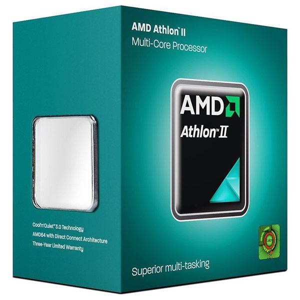 Бюджетная модель Athlon II X2 280 рассчитана на процессорное гнездо AM3