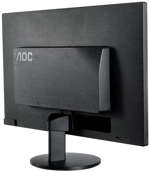 Рекомендованные цены первых моделей серии AOC 70ID: e970Swn — 3000 рублей, e2070Swn — 3300 рублей, e2270Swn — 3850 рублей
