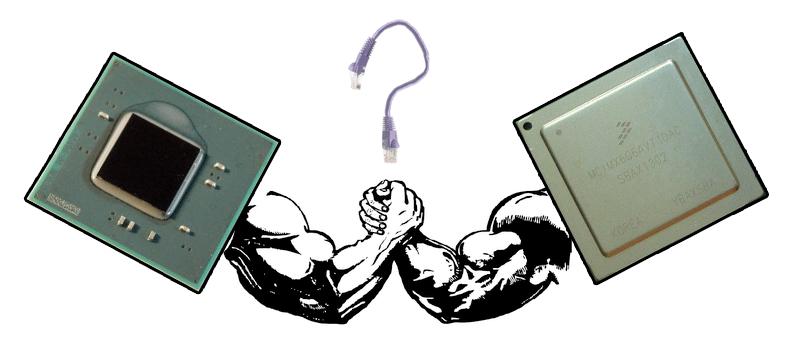 ARM рестлинг