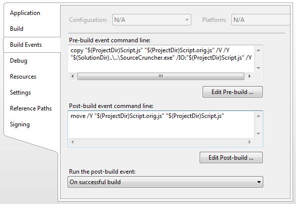 ASP.NET И сжатие клиентского кода