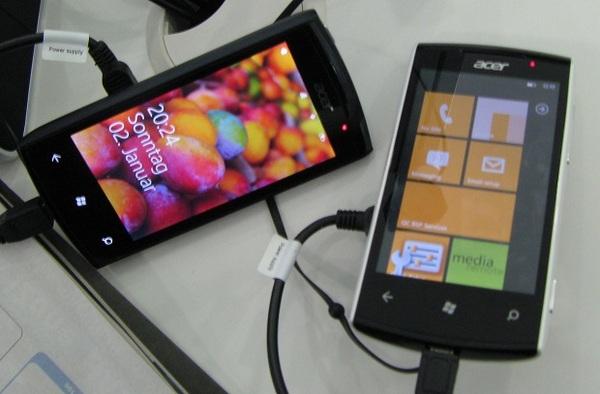 Acer Windows Phone