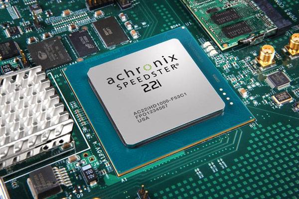Achronix начинает поставки FPGA Speedster22i, изготавливаемых Intel