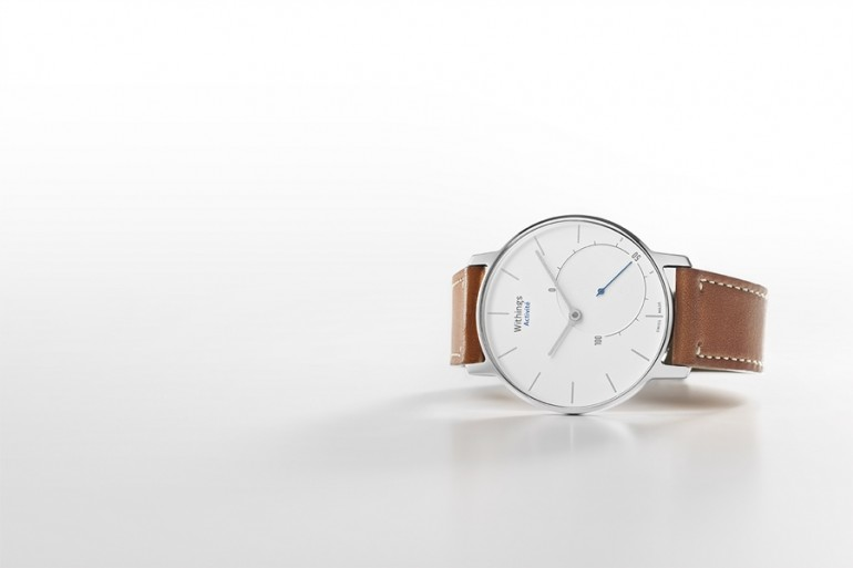 The Withings Activité aims to be both a functional activity tracker and a fashionable acce...