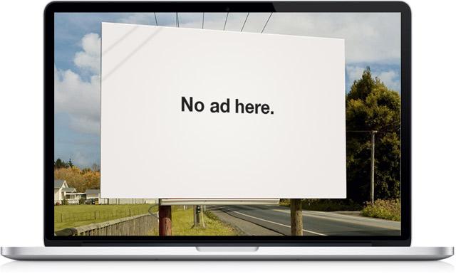 AdBlock собирает деньги на рекламу AdBlock