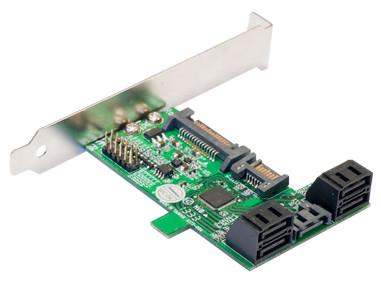 Обе модели мультипликаторов Addonics обеспечивают подключение до пяти накопителей с интерфейсом SATA
