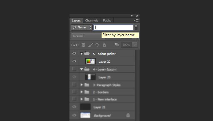 Adobe Photoshop CS6: новые возможности для web и UI дизайнеров