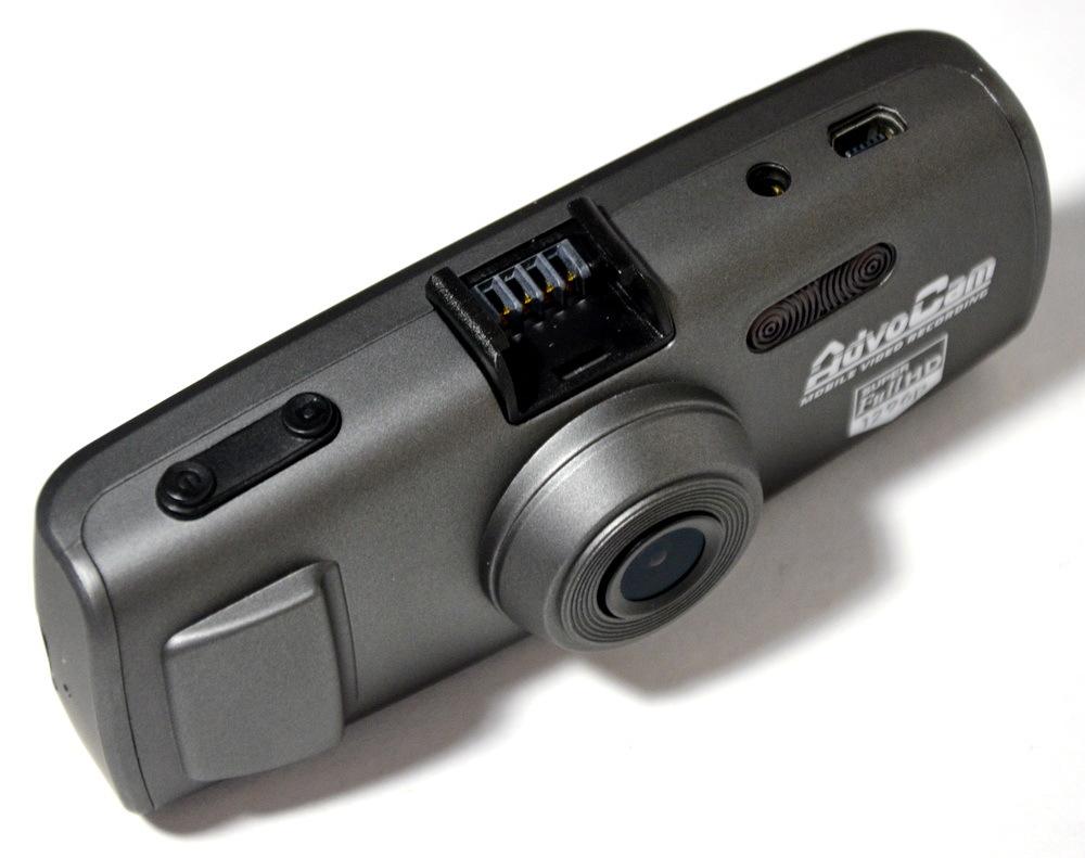 AdvoCam FD7 Profi GPS – топовый регистратор с возможностью записи в Super Full HD 1296p