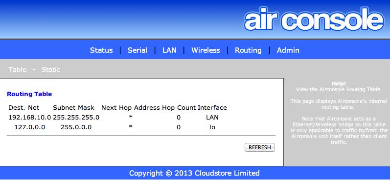 Airconsole. Подключение к Console port Cisco по WiFi