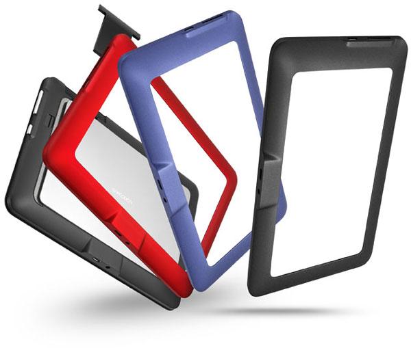 На сайте компании Alcatel появилось сообщение о выпуске «модульного» планшета One Touch Evo 7