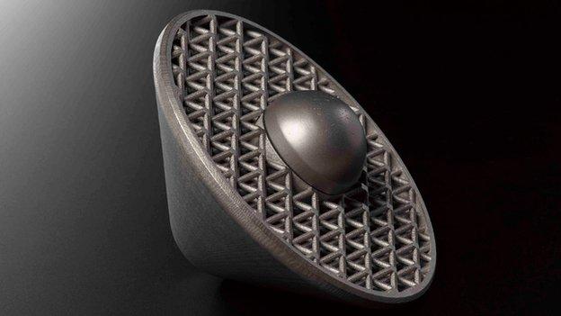 Amaze: европейский проект 3D печати металлических деталей для аэрокосмической промышленности